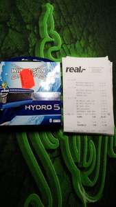 Oldenburg | Real Etzhorn | Wilkinson Hydro 5 Klingen 8ter Packung 10€