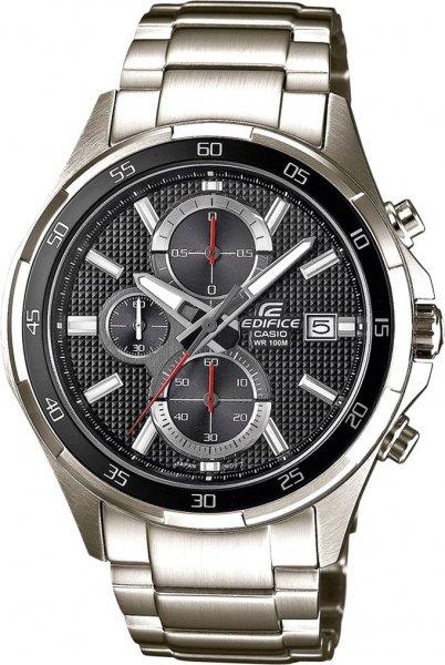 [Mein Paket] Casio Edifice EFR-531D-1AVUEF Herren Edelstahl-Chronograph für 76,70€ incl.Versand!