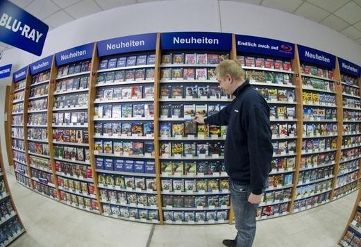 [Müller] Blu-Ray 5 für 20 komplette Liste | online und offline | online bestellen und in Filiale schicken lassen