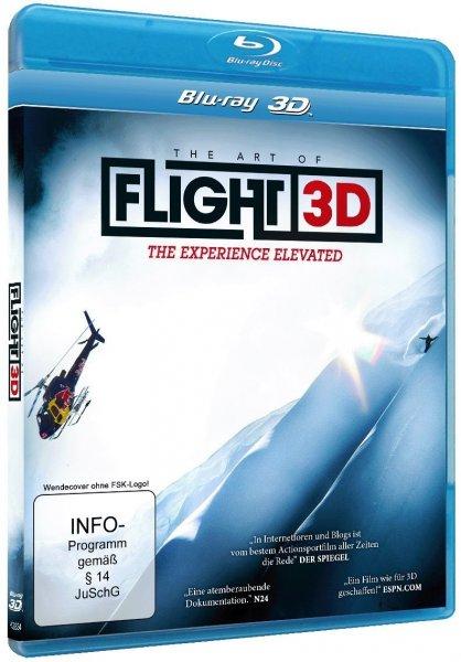Blu-ray - The Art Of Flight 3D ab €8,87 [@Saturn.de]