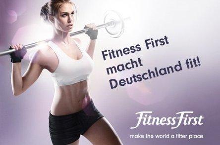 3-, 6-, 12- und 24-monats Mitgliedschaften bei Fitness First ab 37,45 € pro Monat (mit qipu-Cashback ab 34 €/Monat) @GROUPON