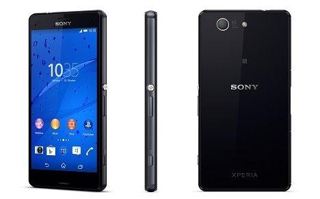 Sony Xperia Z3 Compact mit Selfie Stange Schwarz für 379 € bei Base und Smartkauf.de