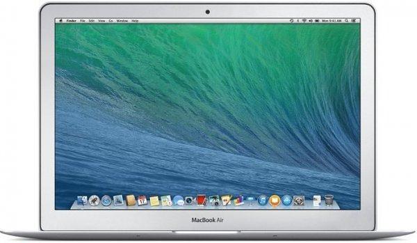 "Apple MacBook Air 13"", 1,4 GHz, 128 GB SSD, Sondermodell mit 8 GB RAM [899€ statt 1023€]"