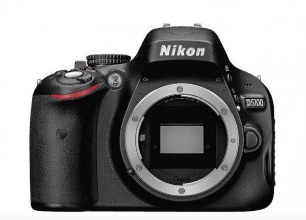 Nikon D5100 inkl. Tamron AF 18-200mm + Tamron UV-Filter 62mm für 399€ @Saturn.de