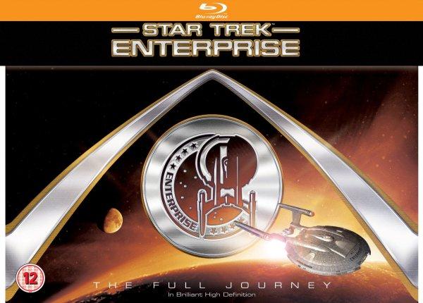Star Trek: Enterprise: The Full Journey [Blu-ray] (27 Discs) inkl. Deutscher Tonspur u. Vsk für ~ 75 € > [amazon.uk] > Vorbestellung