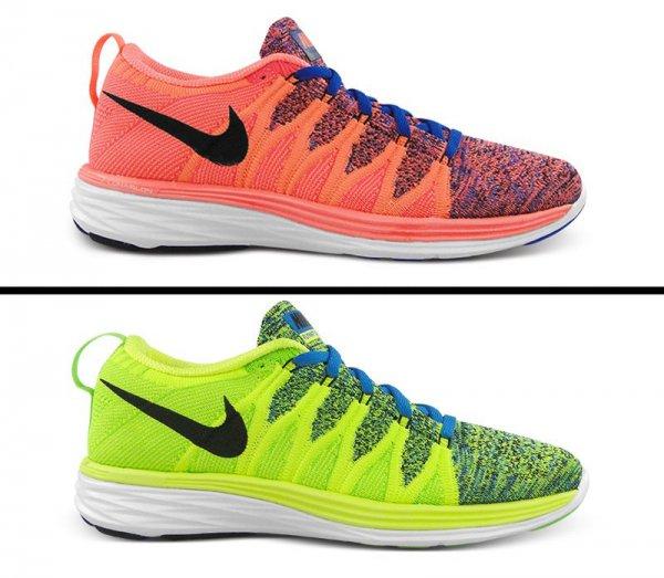 [thegoodwillout] Nike Flyknit Lunar2 - Damen Laufschuhe in gelb oder orange für 79€ inkl. Versand