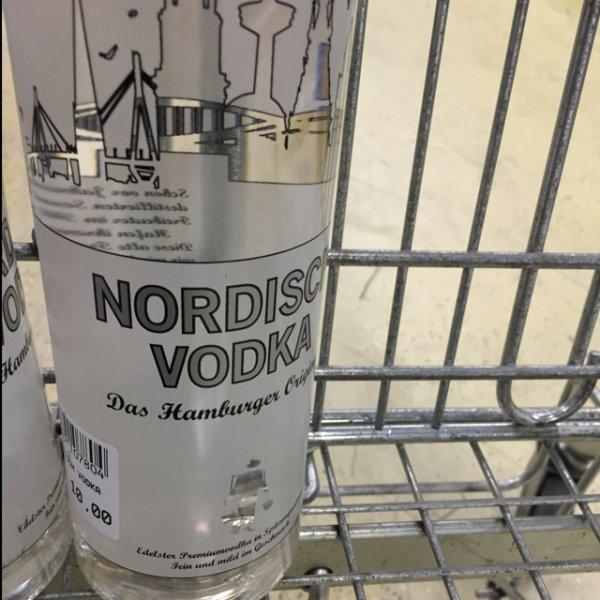 [lokal?] Lüneburg Handelshof Nordisch Vodka für 10€