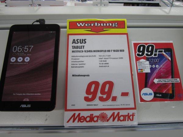 Asus Tablet, Media Markt Frankfurt, Borsigallee 39, 60388 Frankfurt