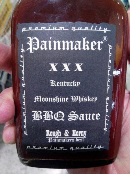 Painmaker BBQ Sauce für 2€ Real Mülheim a.d.R. [lokal?]