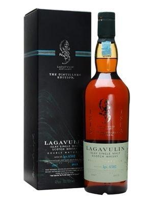 Whisky Lagavulin Distillers Edition 1998 Release 2014 und weitere günstige gute Whisky