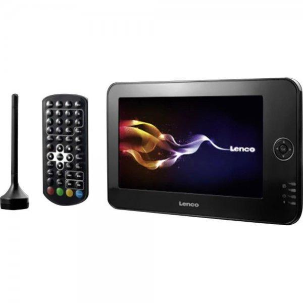 Lenco TFT-726 Tragbarer LCD-TV 18 cm (7 Zoll) DVB-T für 69,00 € @ Ebay