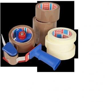 TESA Paketbandabroller inkl. 1 Kleberolle für 3,99€ oder 3x Rollen Tesa für 3,99 € - Penny