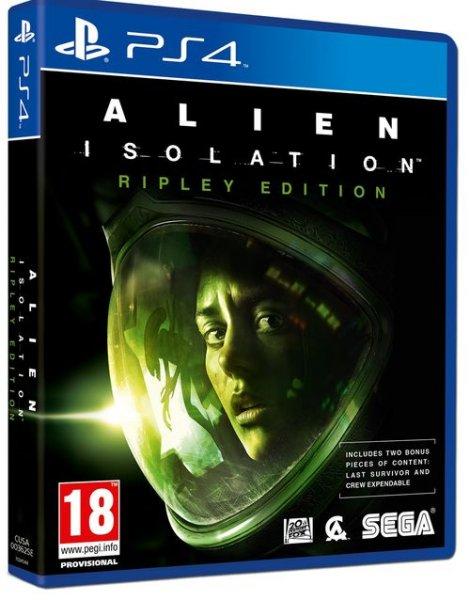 Alien: Isolation – Ripley Edition (PS4) für 27,50€ @Coolshop.de