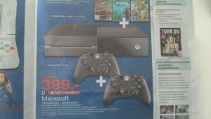 [Saturn Darmstadt] XBOX One + 2. Controller + Forza 5 + Spark + Sunset Overdrive
