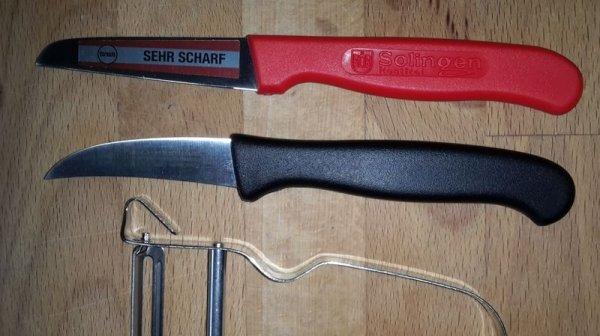 Küchenmesser Fa. Roer bei Zimmermann für 2,29€