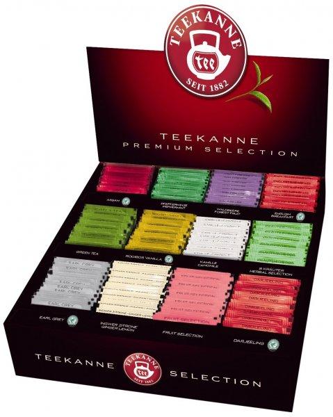 @Amazon: Ideal zum verschenken: Teekanne Premium Selection Box (180 Beutel) für Prime Kunden nur 17,59 € / Idealo ab 23 €