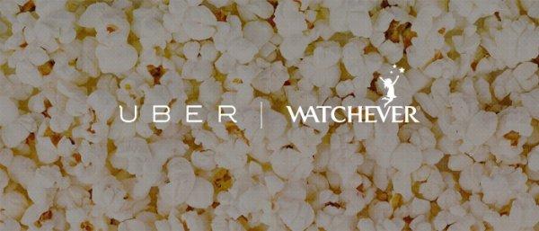 Einen Monat Watchever gratis testen (Neu/Bestandskunden) - Aktion von Uber