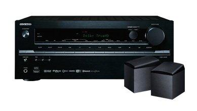 Onkyo HAT-RC660 + Onkyo SKH-410 Dolby Atmos Satelliten (Paar) für 340,99€ @notebooksbilliger