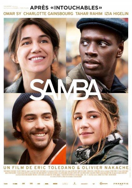 """2. Versuch - Fast kostenlos ins Kino zu """"Heute bin ich Samba"""""""