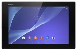 Sony Xperia Tablet Z2 SGP511 Bundle (Speicherkarte, Dockingstation) für 349€ @Amazon Blitzangebote