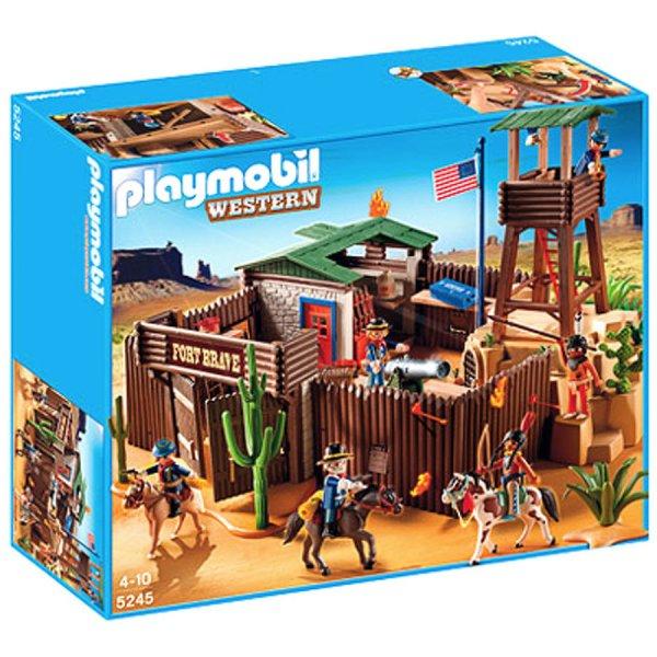 PLAYMOBIL Großes Western-Fort 5245 für 59,99 bei Babymarkt.de