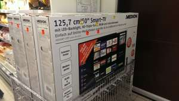 """[Lokal Göttingen] Medion 50"""" LED Smart TV für 390€"""