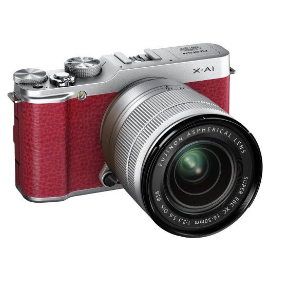 Fujifilm X-A1 Systemkamera Kit mit 16-50mm Objektiv für 265,69 € @Amazon.fr