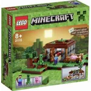 [Metro] Lego Minecraft und Star Wars Snowspeeder