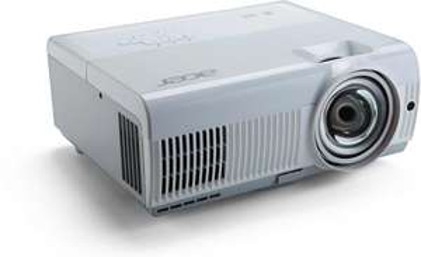 Acer S1212 XGA DLP Ultrakurzdistanzlinsen Projektor für 285,63 @Amazon.it