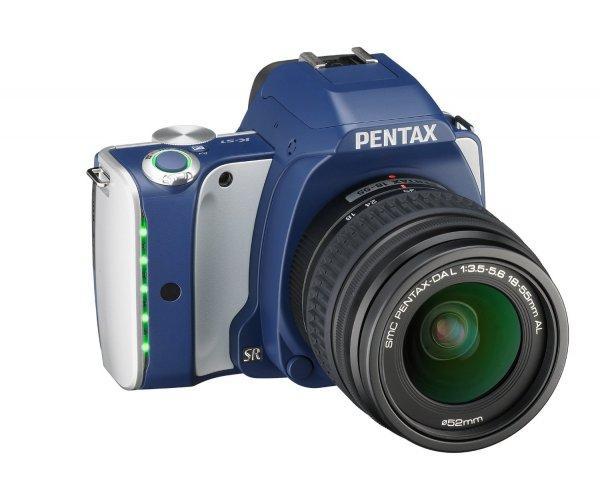 Pentax K-S1 Kit 18-55 mm (blau) für 396,71€ @Amazon.fr