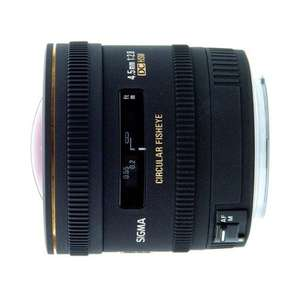 Sigma 4,5 mm F2,8 EX DC HSM Zirkular Fisheye-Objektiv (Pentax) für 524,95 € @Amazon.co.uk