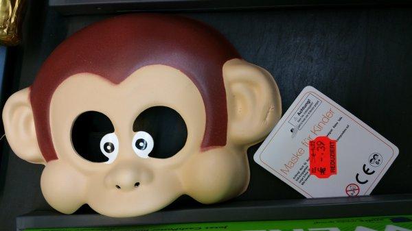 lokal HH Kaufland Kindermasken (Affe, Bär etc.)