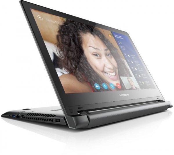 "Lenovo Flex 2 14D (AMD A6-6310, 4GB RAM, 500GB SSHD, 14"" IPS Touchscreen, Win 8.1) - 358€ @ Cyberport.de"