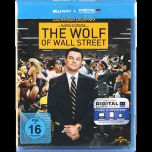 The Wolf of Wall Street [Blu-ray] (inkl. Digital Ultraviolet) für 8,99€ @zackzack