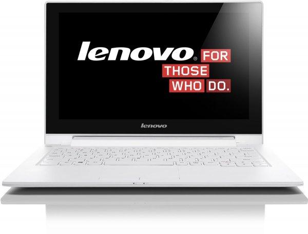 Lenovo S210 29,5 cm (11,6 Zoll HD LED) Slim Notebook (Intel Pentium 987, 1,5GHz, 2GB RAM, 320GB HDD, Intel HD Graphics, Touchscreen, Win 8) weiß für 199€ @amazon