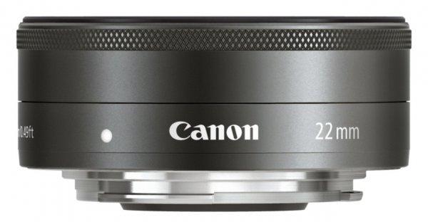 Canon EF-M 22mm STM Objektiv