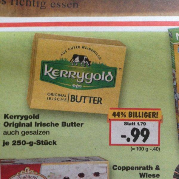 [Kaufland bundesweit?] Kerrygold für 0.99€ Ab KW 9 dem 23.2-28.2.15