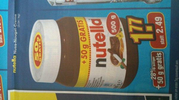 Nutella 500g bei Netto (23.02.2015 - 28.02.2015)