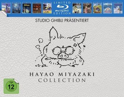 [Blu-ray] Neuerscheinungen (Dracula Untold, Sin City 2 3D...), Filme (Ghibli u.v.m.), Boxen (Hayao Miyazaki Collection) @ Alphamovies