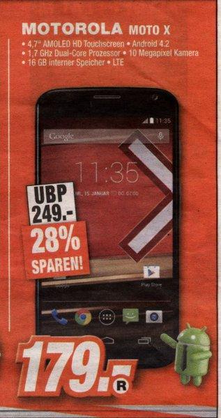 [LOKAL EXPERT Leipzig] Motorola Moto X für 179€