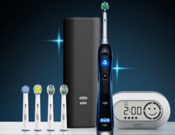 Braun Oral-B PRO 7000 elektrische Premium-Zahnbürste [Amazon Warehouse Deals]