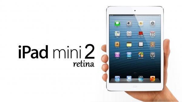 [Online - Saturn] iPad Mini 2 (Retina) WIFI 16GB Spacegrau und Silber