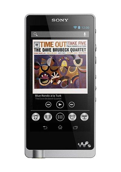 Sony NWZ-ZX1 High Resolution Audio Walkman @amazon.de