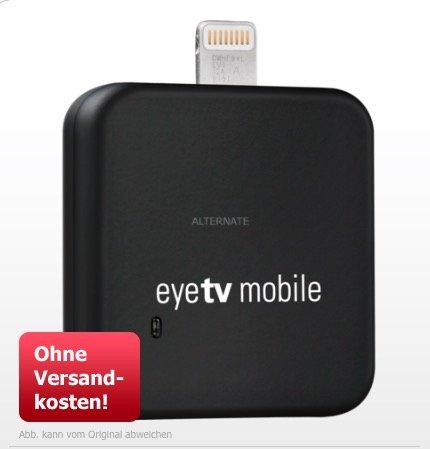 elgato DVB-T-Stick für iPhone / iPad mit Lightning für 44,90€ ohne VSK @ zackzack