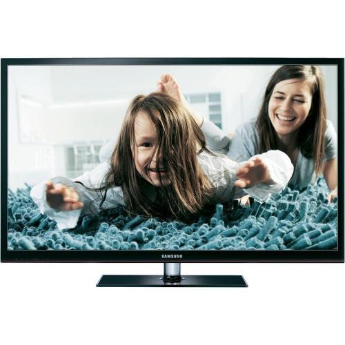 Samsung PS51D490A1WXZG 129 cm (51 Zoll) 3D-Plasma-Fernseher (HD, DVB-C/-T, CI+) bei Conrad für 499 Euro