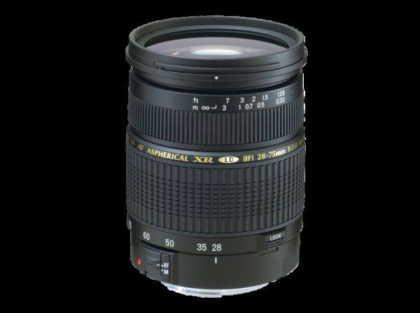 Tamron SP AF 28-75mm F/2,8 XR Di LD Aspherical [IF] Macro [Sony A-Mount] für 292,- € @Saturn