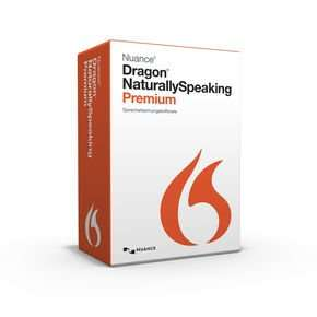 Nuance Dragon Naturallyspeaking 13 premium - Vollversion -