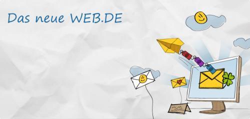 @web.de-Account von 12 MB auf 500 MB Speicherplatz im Postfach