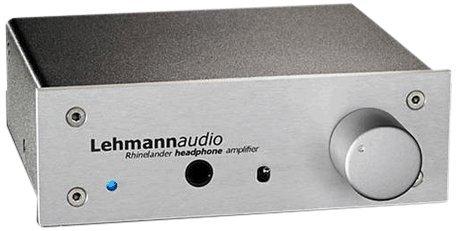 Lehmann Audio Rhinelander, Kopfhörerverstärker, silber @ Amazon.es (VGP: 369,99 €)