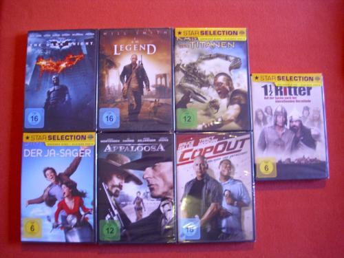 DVDs für je 2,99€ @ KIK (lokal HN, ...?)